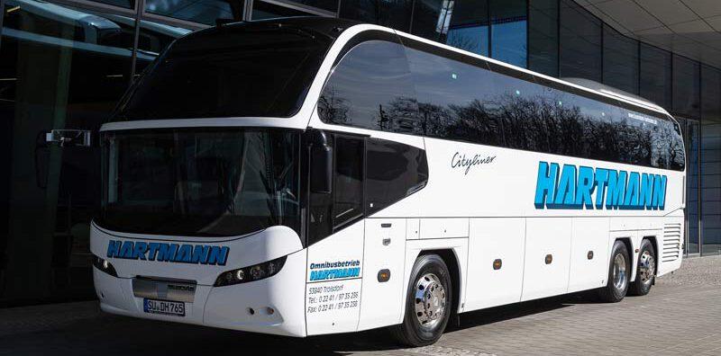 Busreisen Hartmann